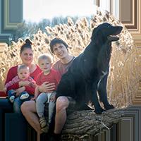 BASFoto rodinné focení reference