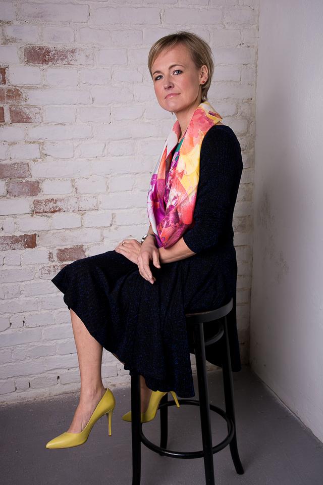 BASfoto_Paní Vlaďka se stala první z tváří v řadě proměn, které jsme pro vás v týmu vizážistka Markéta Smutná, stylistka Marie Marková a má maličkost, co by fotografka, vytvořily. Pro mě jso2_4