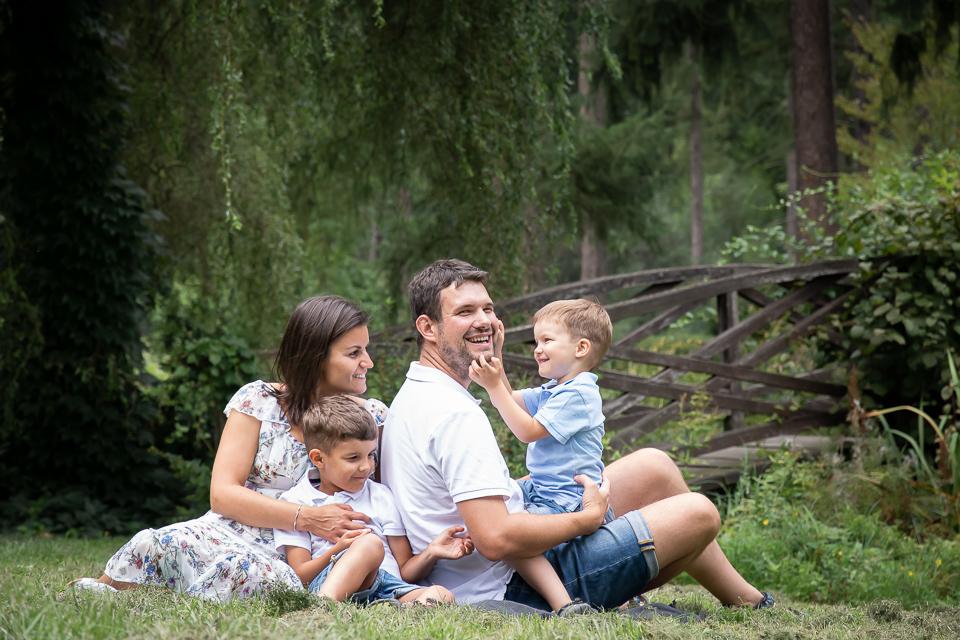Rodinné focení v Praze
